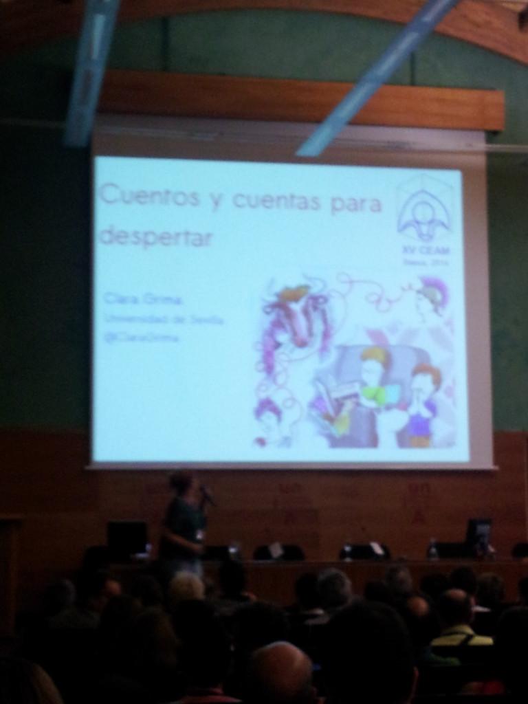 Conferencia de Clara Grima