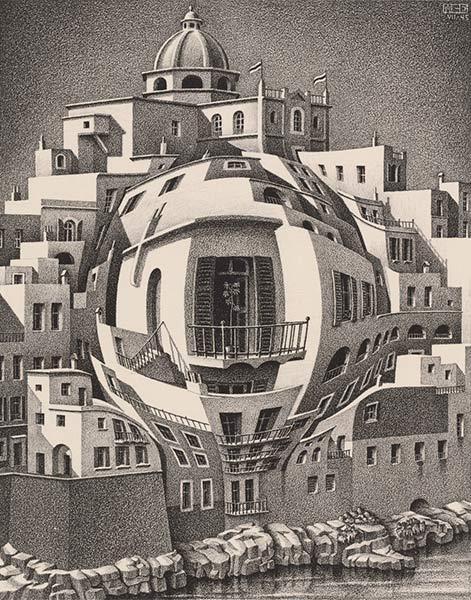 Escher casa