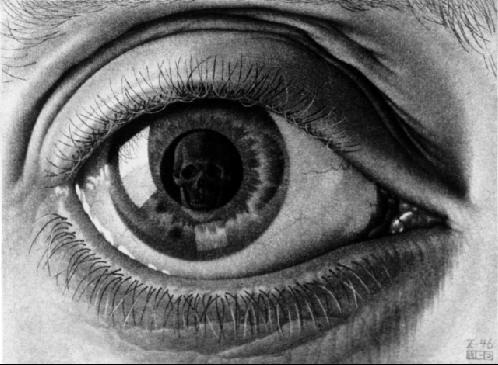 Escher ojo