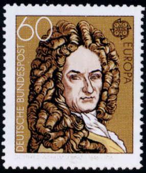Leibniz Alemania 1980