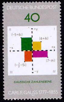 Numeros Complejos Alemania 1977