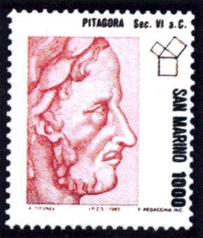 Pitagoras San Marino 1983