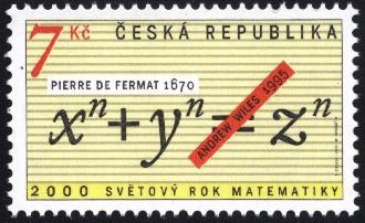 Ultimo teorema de fermat Republica Checa