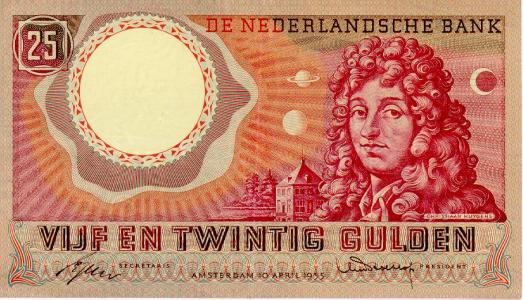 billete huygens
