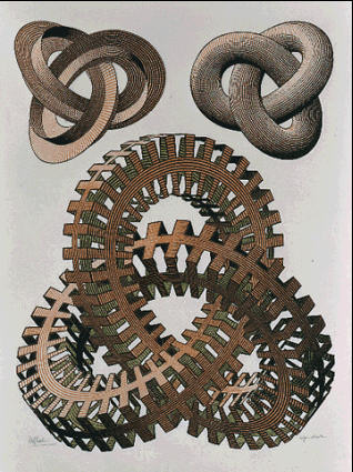 escher knots