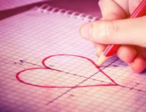 matematicas amor