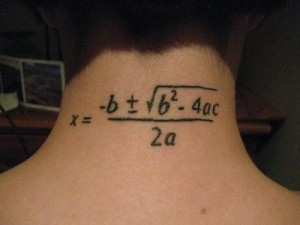mathtattoo1