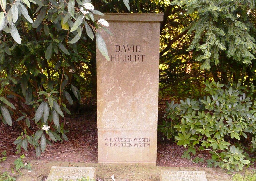 tumba hilbert